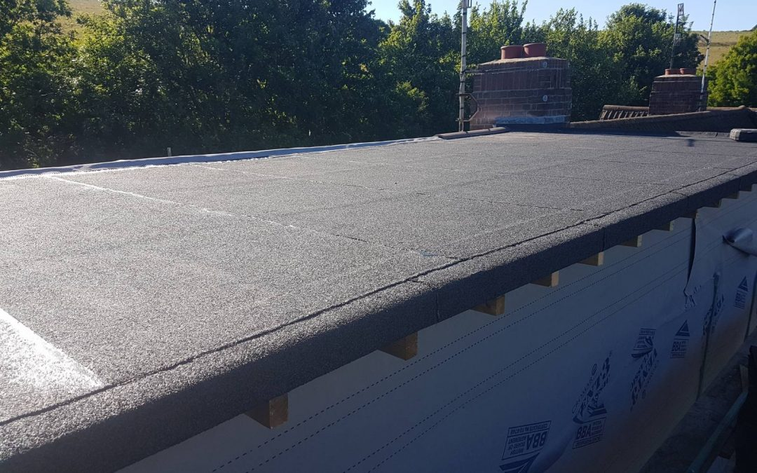 How to Install The Perfect Drainage System On Your Flat Roof?