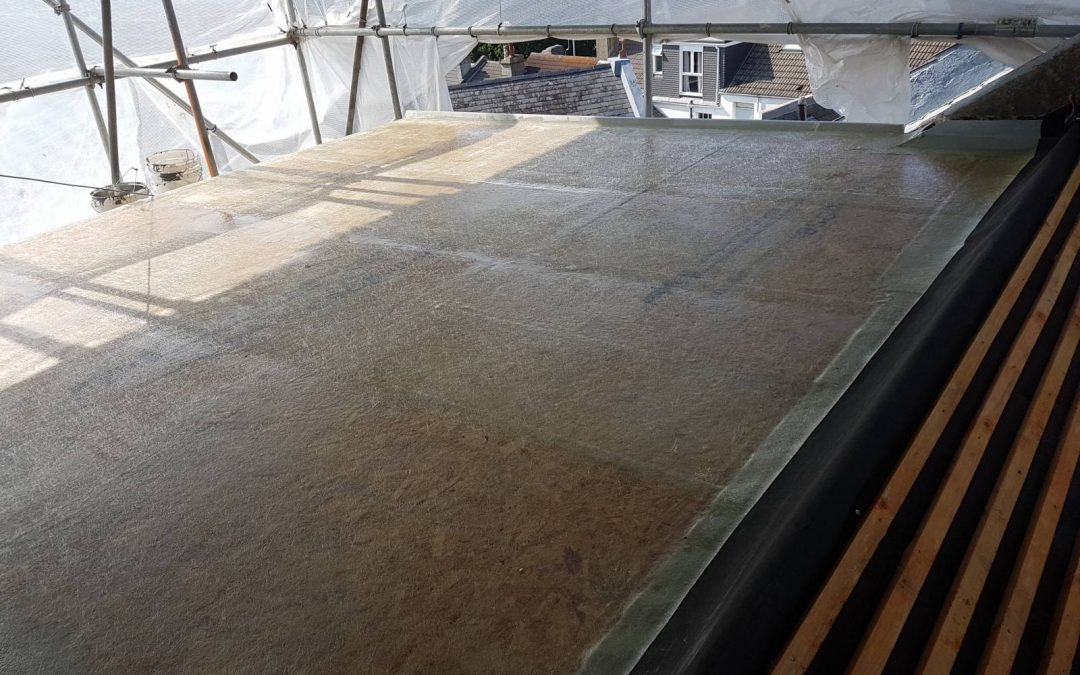 Installing A Flat Roof? Tips To Prevent Accidents When Working
