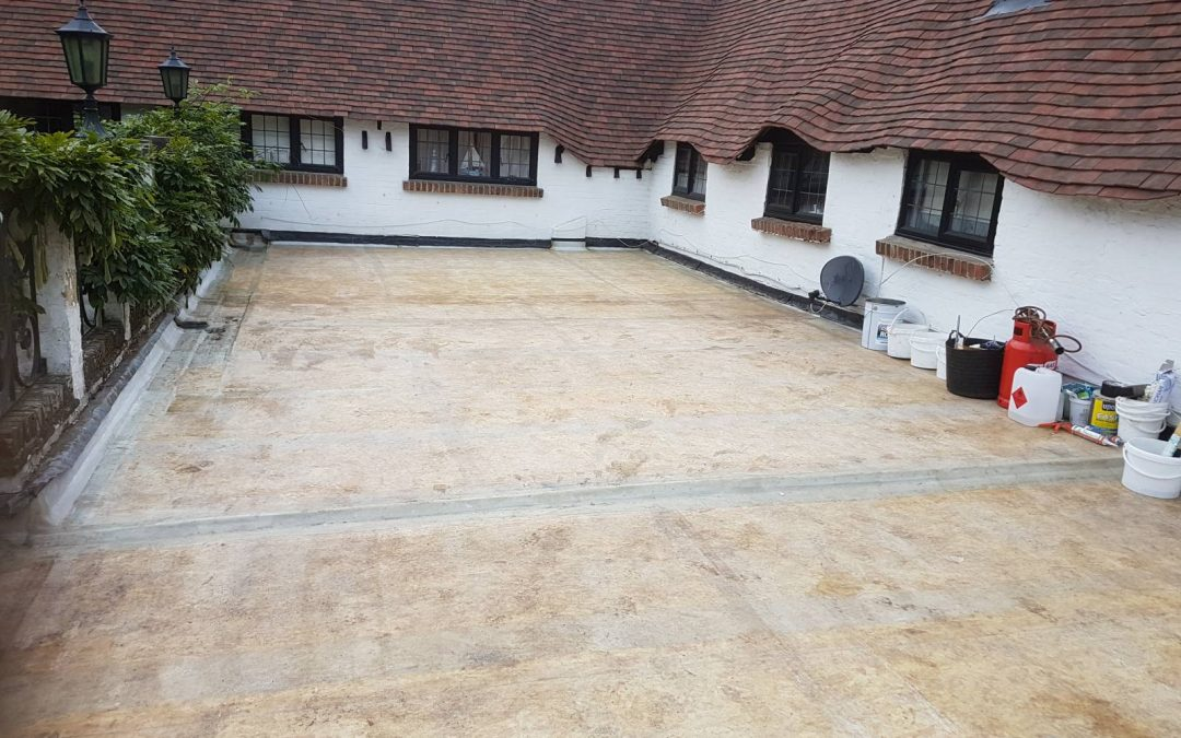 Understand the Benefits of Having Flat Roof for Your House